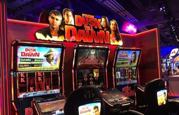 high-end mobile slots From Dusk till Dawn
