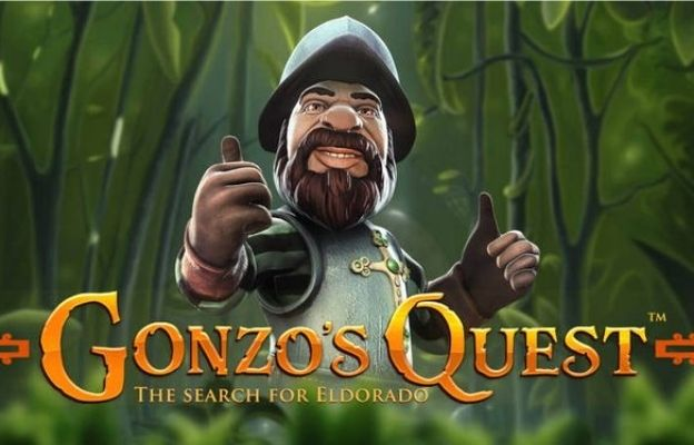 casino game titles Gonzo's Quest